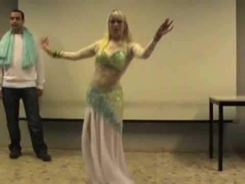 Belly dance in the school