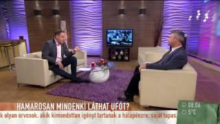 Már 1962-ben járt ember a Marson! - 2015.04.10. - tv2.hu/mokka