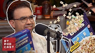 The Wrong Way To Open A Cereal Box?   RT Podcast