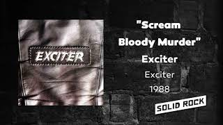 Exciter - Scream Bloody Murder