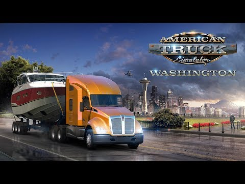 American Truck Simulator - Washington DLC thumbnail