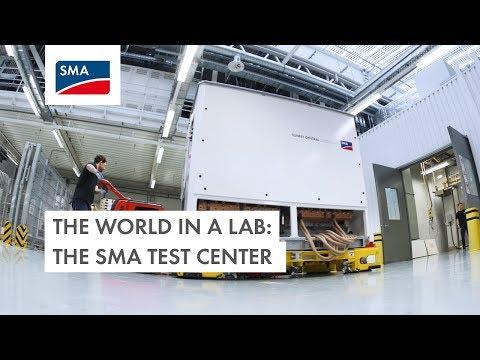 SMA Test Merkezi