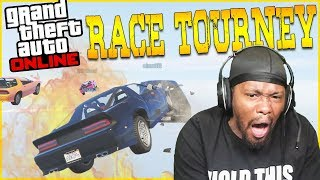 GTA Race Tourney Recap! The Dirty Racing NEVER Stops!