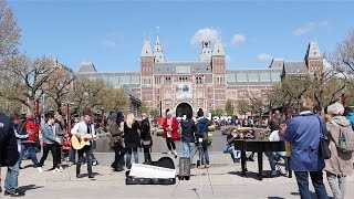 Songs for Europe - Amsterdam