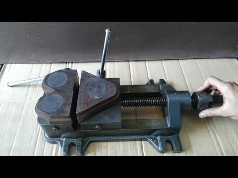 Multi Purpose Milling Vice