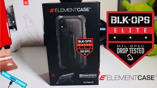 Element iPhone XR Black Ops Elite Case! Is It Worth $250?