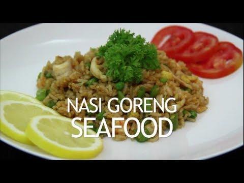 Video Resep Nasi Goreng Seafood Special Paling Gila