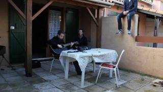 Nicolas Petit - Making of du clip