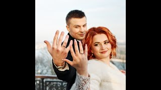 Wedding of two the most happiest persons Andrii + Kate 20.12.19