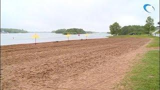 Завтра в Великом Новгороде будет официально разрешено купаться