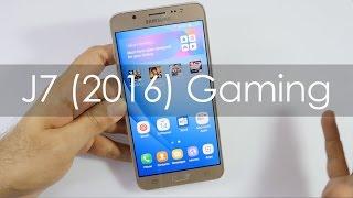 Samsung Galaxy J7 (2016) Gaming Review