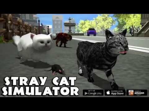 Stray Cat Simulator: Game Trailer For IOS And Android