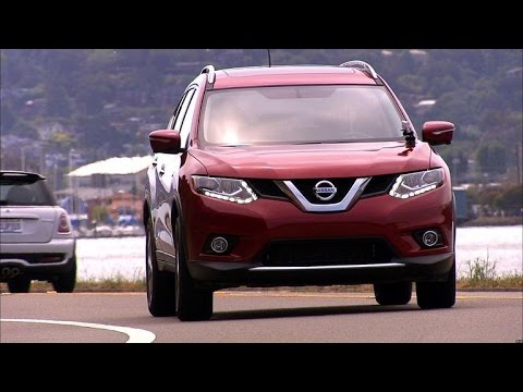 Car Tech – 2014 Nissan Rogue SL AWD