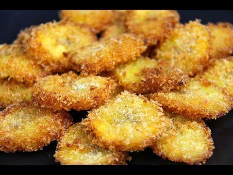 Panko Crusted Fried Plantains – BONUS Recipe | CaribbeanPot com