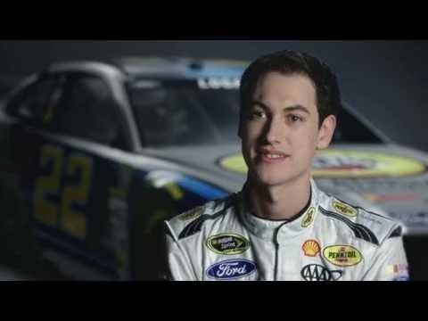 Joey Logano Trusts Pennzoil and PurePlus Technology