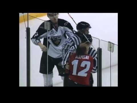 Brady Ramsay vs Dmitry Osipov
