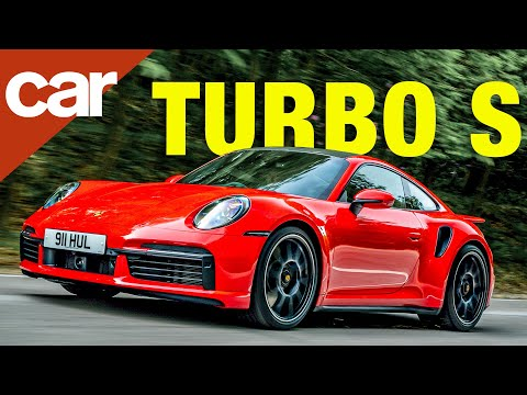 Porsche 911 Turbo S review: torque of the devil