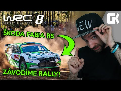 ŠKODA FABIA R5 | WRC 8 #01