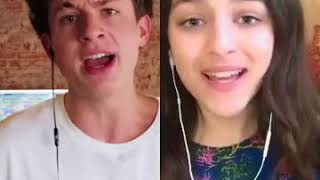 Attention - Charlie Puth (#SingWithLG)
