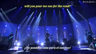 Arctic Monkeys - One for the road (inglés y español)