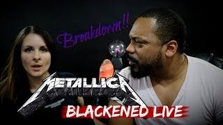 Metallica Blackened Live Reaction!!