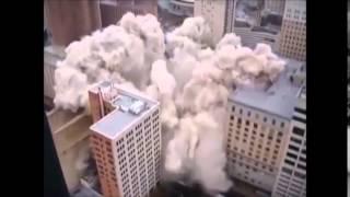 amerikan ve türk bina yıkım şekilleri :)