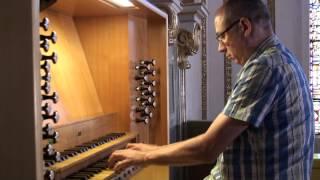 preview picture of video 'Nuevo Órgano de la Catedral de Segorbe; Improvisación de Juan Manuel Lloret Frasquet'