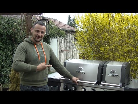 Anleitung Gasgrills und Tips zum Grillen mit Gas --- Klaus grillt