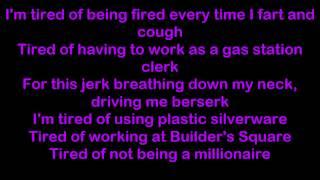 Eminem - If I Had Lyrics [HQ/HD]