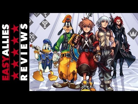 Kingdom Hearts HD 2.8 Final Chapter Prologue - Easy Allies Review - YouTube video thumbnail
