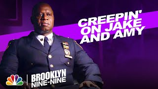 Cold Open: Holt Sneaks into Jake and Amy's Bedroom - Brooklyn Nine-Nine