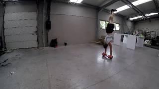 Segway/hooverboard handstand pro