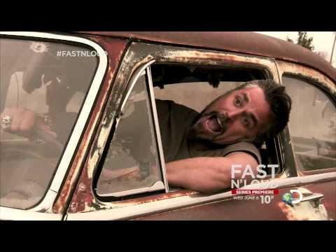 Video trailer för Fast N' Loud Preview | Premieres Wed June 6, 2012 at 10PM e/p on Discovery