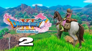 COMBATE CLÁSICO - Dragon Quest XI - Directo 2