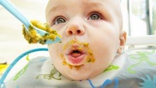 Spoon Feeding: When Do You Stop? | CloudMom