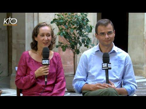 Xristilla et Olivier Roussy - Synode sur la Famille