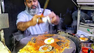 Indian Chacha Making Delicious Dishes | Lalabhai Special Egg Dish | Egg Street Food | Indian Street
