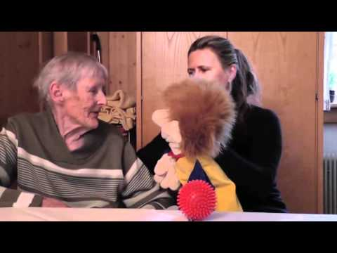 Kumquats Handpuppen: Aktivierung in der Altenpflege