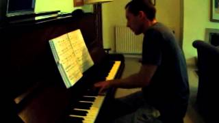 J Dilla New Piano Covers 3 Part Sheet Music Part Improvised