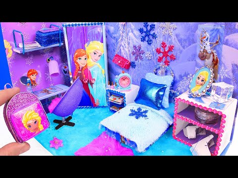 mp4 Desain Kamar Frozen Elsa, download Desain Kamar Frozen Elsa video klip Desain Kamar Frozen Elsa