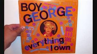 Boy George - Use me (1987)