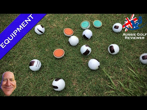 BLIND GOLF BALL TESTING WITH RICHO BEST GOLF BALL