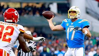 "Dan Patrick on Philip Rivers: ""Time for the Chargers to Make a Change"" 