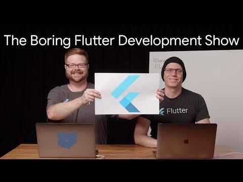 Networking and FutureBuilder (The Boring Flutter Development Show, Ep. 3)