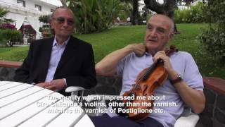Accardo/Caliendo: The Neapolitan school of violin making
