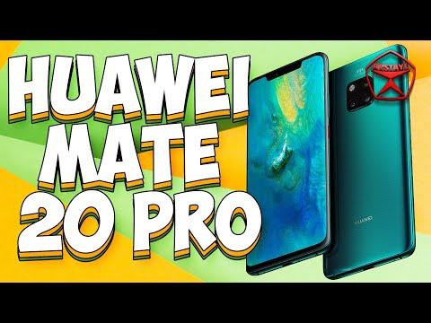 Новейший флагман Huawei Mate 20 Pro, на новом процессоре HiSilicon Kirin 980 / Арстайл /