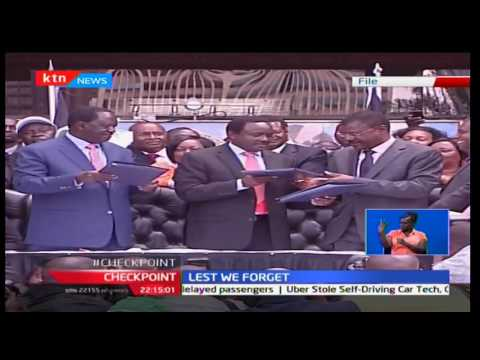 Lest we Forget: Does the NASA alliance agreement stand a chance?