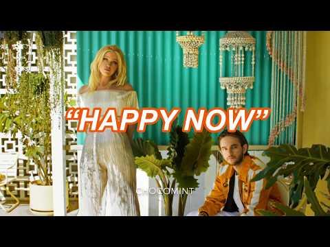 ★日本語訳★Happy Now - Zedd  ft. Elley Duhé