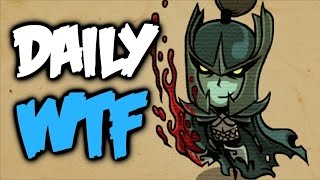 Dota 2 Daily WTF - Time to duel!