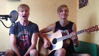 All Time Low - Old Scars/Future Hearts (acoustic cover)